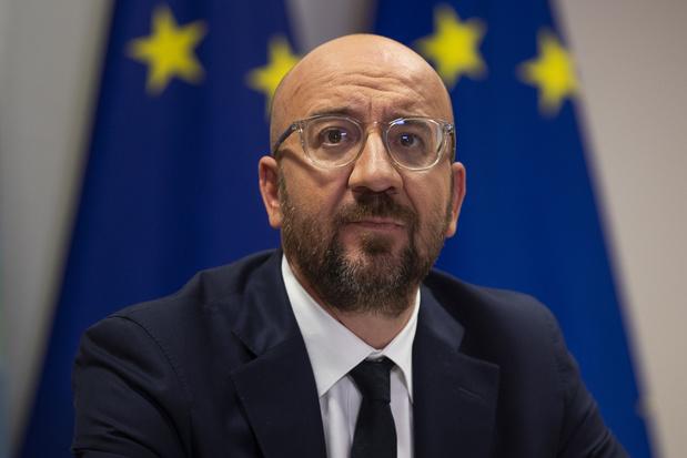 """Plan de relance de l'UE: """"il est temps d'agir"""", exhorte Charles Michel"""