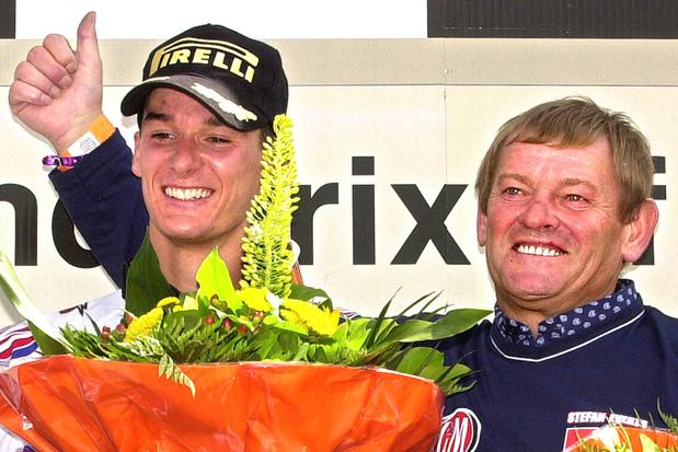 Motorcrosslegende Joël Robert (77) is overleden