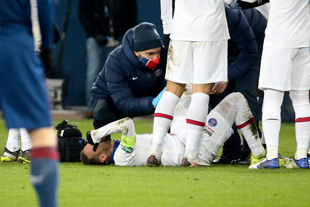 De pijntjes van Neymar