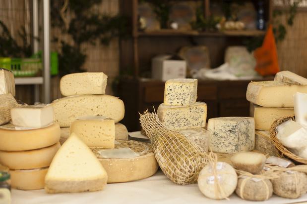 Les fromages et le lait dans une situation catastrophique en Europe