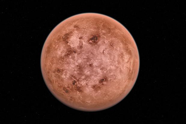 """""""Probable preuve d'une forme de vie"""" sur Vénus"""