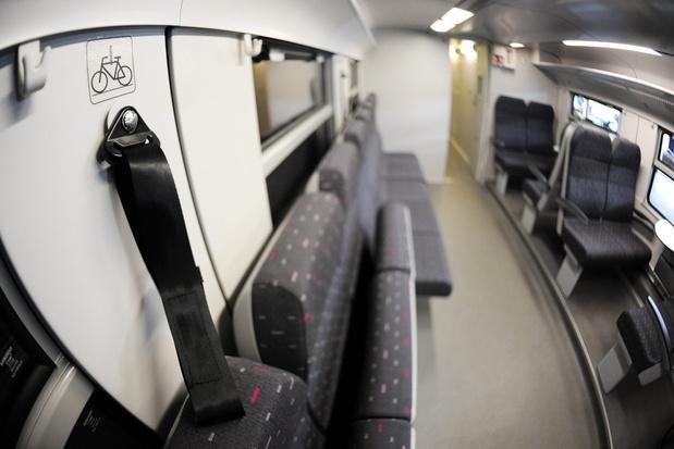 Les nouveaux trains dela SNCB arriveront avec deux ans de retard