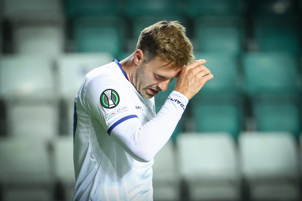 Laurent Depoitre (KAA Gent): 'Ik hoop nog steeds dat ik een club vind die Champions League speelt'