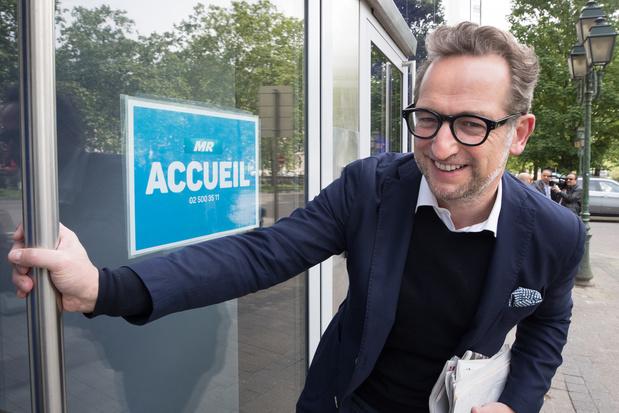 A Bruxelles, les militants du MR sont invités à se choisir un président régional