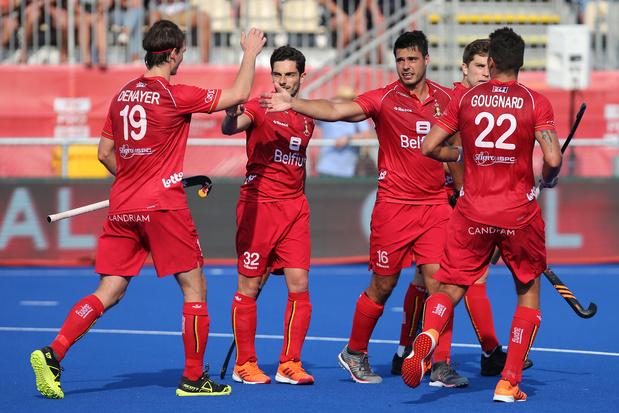 Hockey Pro League: Les Red Lions s'imposent 3-1 contre la Nouvelle-Zélande