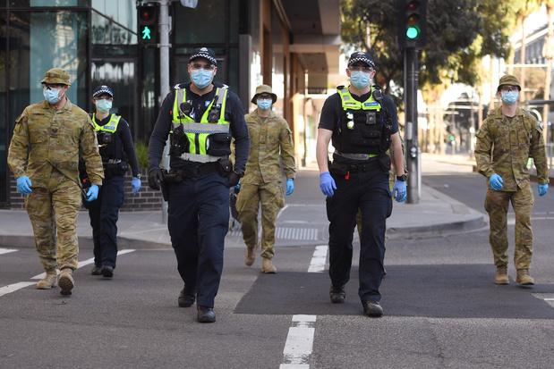 Coronavirus: les commerces non essentiels vont devoir fermer à Melbourne