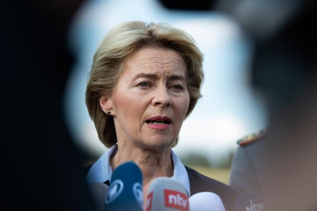 Coulisse européenne : Ursula von der Leyen ne convainc qu'à moitié