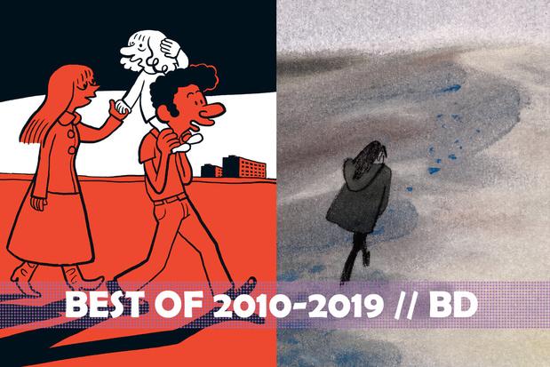 Les 10 meilleures BD de la décennie (et les tops 2019 de nos journalistes)