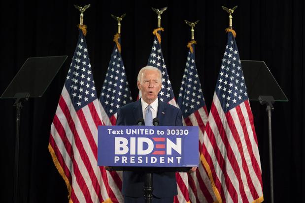Joe Biden remporte officiellement les primaires démocrates
