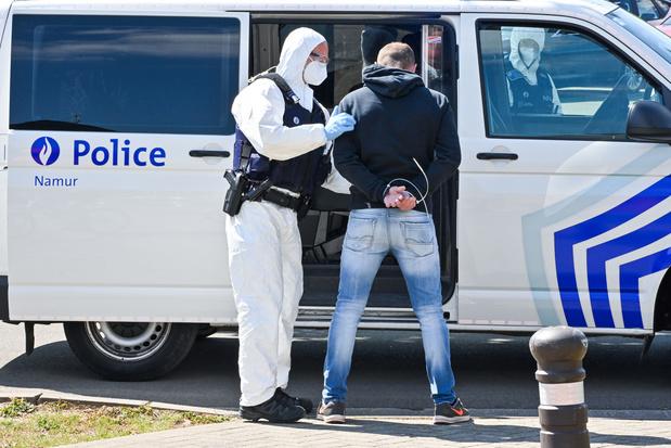 Plus de 119.000 PV pour des infractions aux mesures coronavirus en Belgique