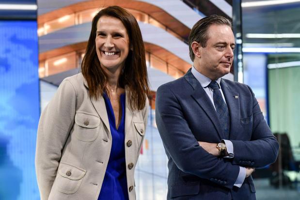 Le Vlaams Belang en tête en Flandre, le PS en Wallonie et Ecolo à Bruxelles