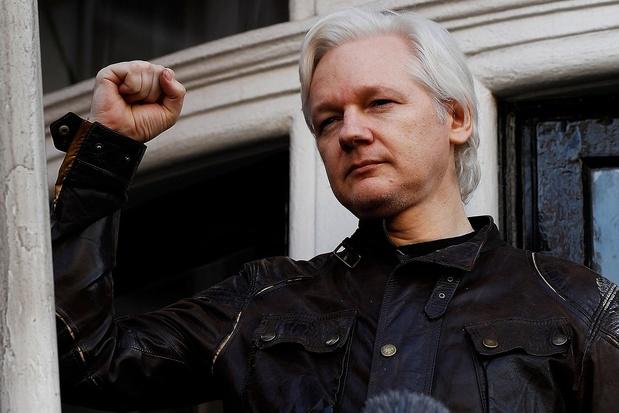 Julian Assange: chronique d'un long séjour équatorien à Londres