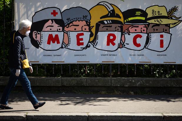 Coronavirus en France: entre espoirs et questions sur la fin du confinement