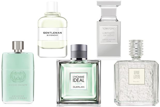 Dix parfums masculins frais ou profonds