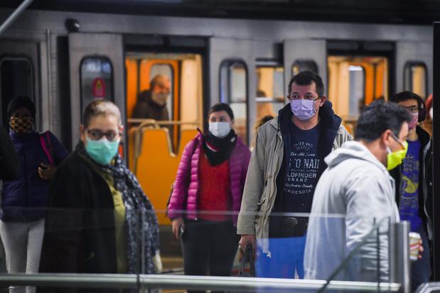 La pandémie de coronavirus pourrait modifier l'usage des transports sur le long terme