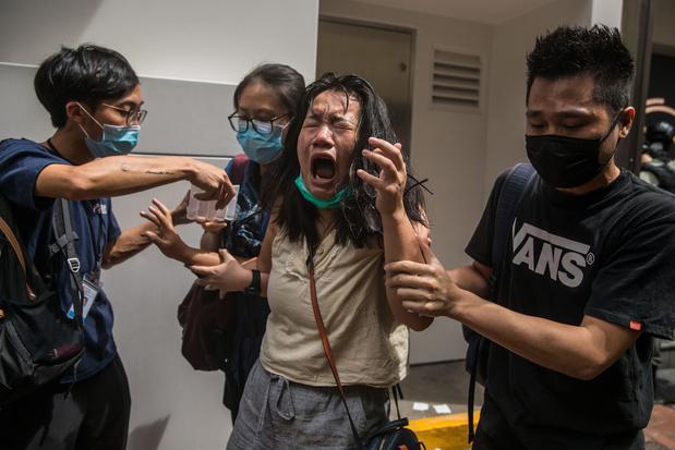 Hong Kong : publier sur les réseaux pourra être considéré comme un crime