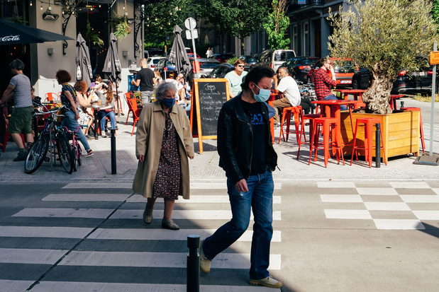 Coronavirus: les Belges semblent soutenir les décisions du gouvernement
