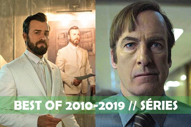 Les 10 meilleures séries de la décennie (et les tops 2019 de nos journalistes)