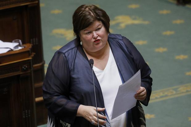 Maggie De Block devient cheffe de groupe Open Vld à la Chambre