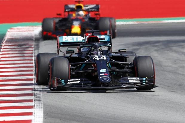 GP d'Espagne : Lewis Hamilton (Mercedes) domine de bout en bout et décroche sa 88e victoire