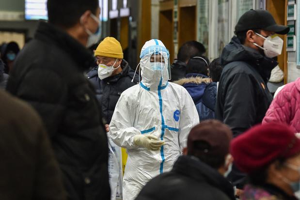 Virus en Chine : au moins 11 Belges dans les régions concernées