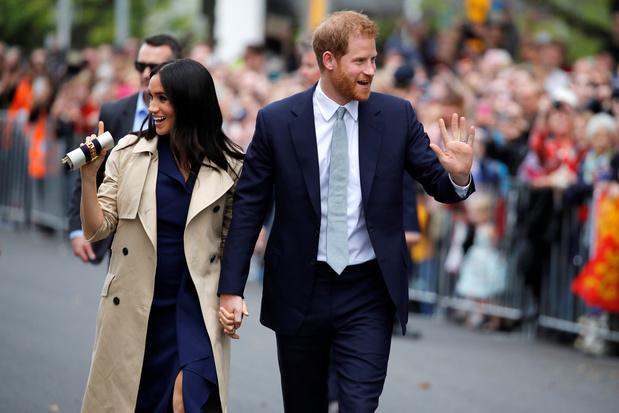 L'arrivée d'Harry et Meghan au Canada électrise les monarchistes de Vancouver