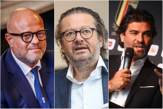 Bayat, Coucke, Venanzi, Verhaeghe, De Witte, Gheysens, Croonen: qui sont les vrais patrons du football belge ?