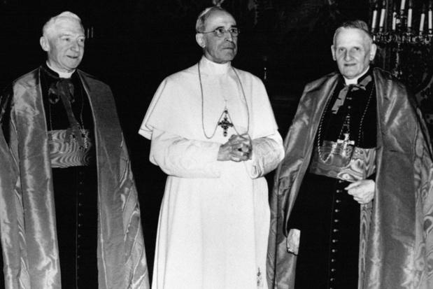 """Le pape Pie XII """"savait pour l'Holocauste et s'est tu"""", affirment les historiens qui ont eu accès aux archives du Vatican"""