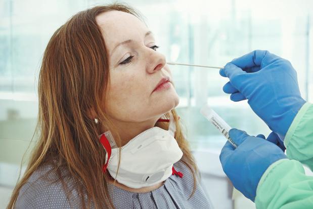 Vers un test pour tous les patients présentant des symptômes grippaux
