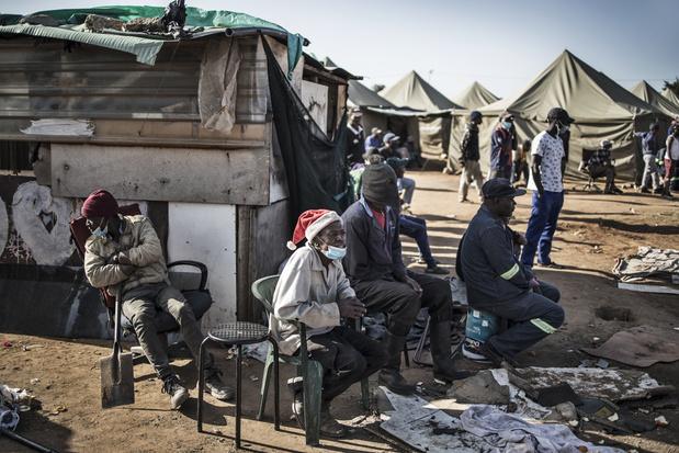 Afrique du Sud: plus de 10.000 cas confirmés de Covid-19