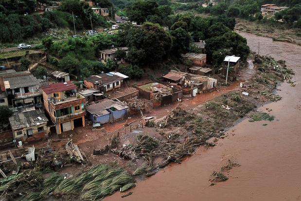 Au moins trente morts dans une tempête — Brésil