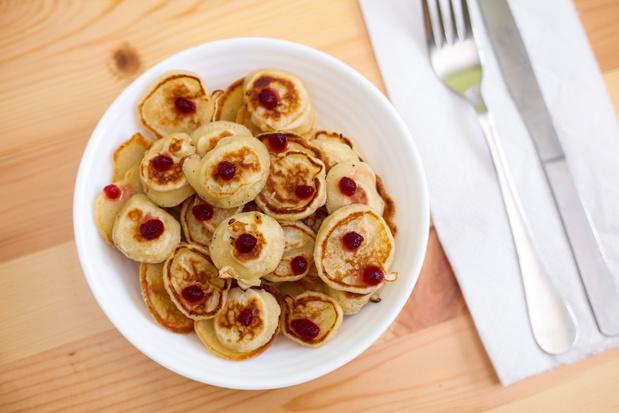 Les pancakes cereals, le petit déjeuner tendance qui inonde les réseaux sociaux