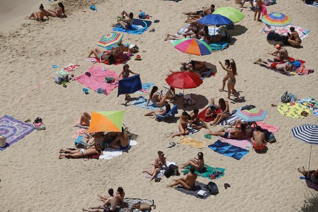 Le port du masque ne sera pas obligatoire sur les plages à Ibiza et Majorque