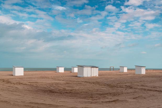 Plage et coronavirus: Knokke Heist teste des zones délimitées sur la plage