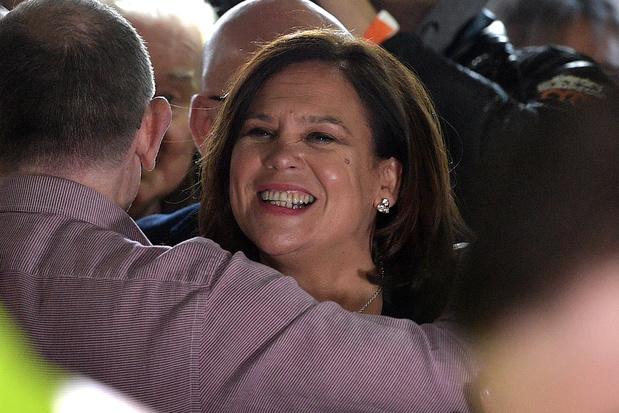 Le Sinn Fein aux portes du pouvoir après une percée historique aux élections en Irlande