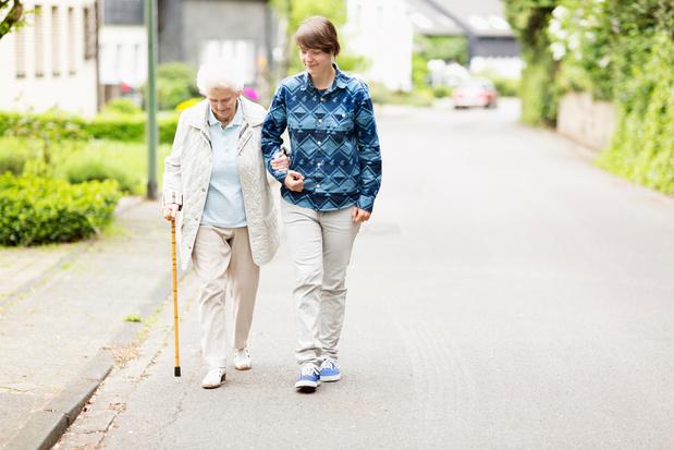 """""""Dans les maisons de repos, les personnes âgées bougent moins de cinq minutes par jour"""""""