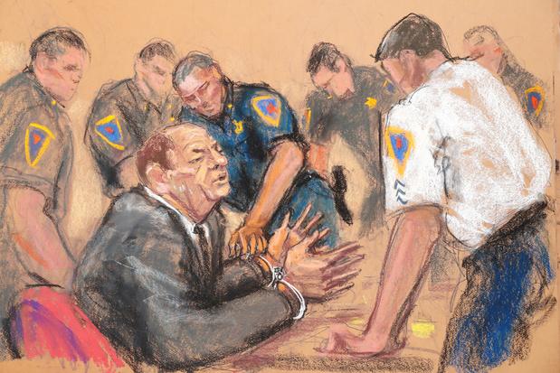 Weinstein déclaré coupable: les réactions de Rose McGowan, Julianne Moore, Asia Argento...
