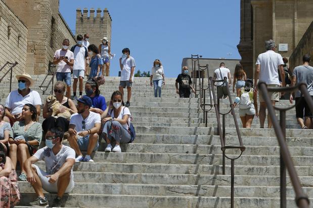 Juillet noir pour le tourisme espagnol