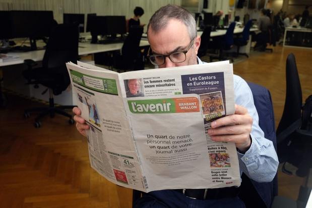 """Editions de l'Avenir: Préavis de grève pour """"exiger le respect de la charte d'indépendance rédactionnelle"""""""