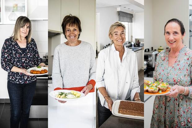Étoiles de mères: Quatre mamans de chefs livrent une des recettes qu'elles leur ont apprises
