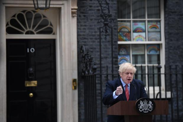 Wilfred Lawrie Nicholas Johnson, le dernier-né du Premier ministre britannique