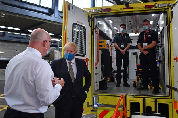 Une deuxième vague de coronavirus cet hiver pourrait faire 120.000 morts en Grande-Bretagne
