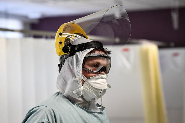 Coronavirus: plus de 50% d'excès de mortalité en Belgique entre la mi-mars et début mai