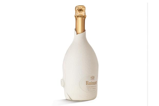 Le coffret Champagne zéro déchet de Ruinart