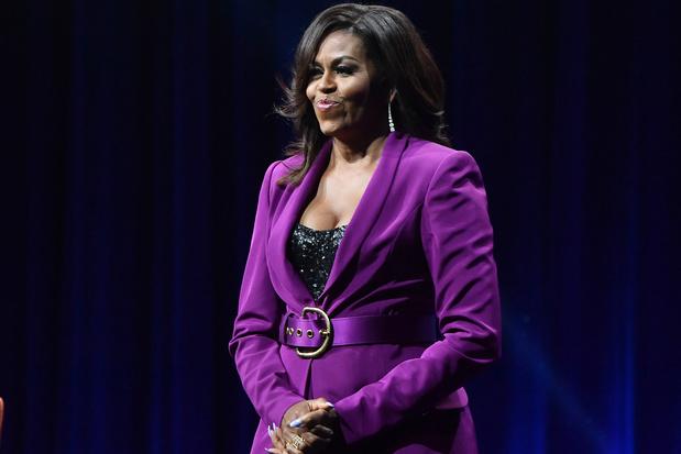 Un documentaire sur Michelle Obama sur Netflix