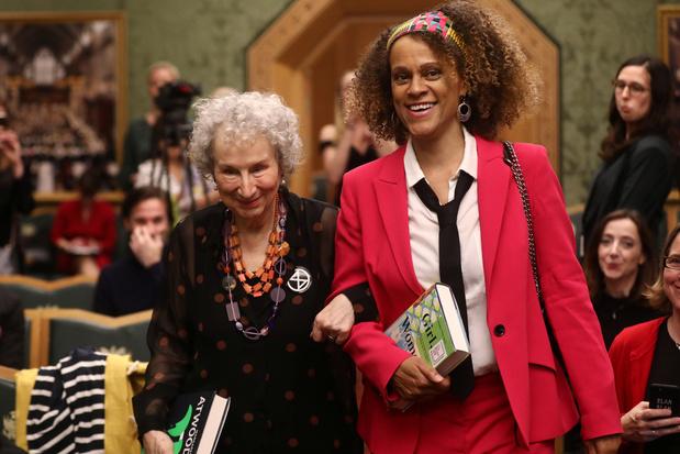 Deux lauréates, deux femmes, pour le Booker Prize: Margaret Atwood et Bernardine Evaristo