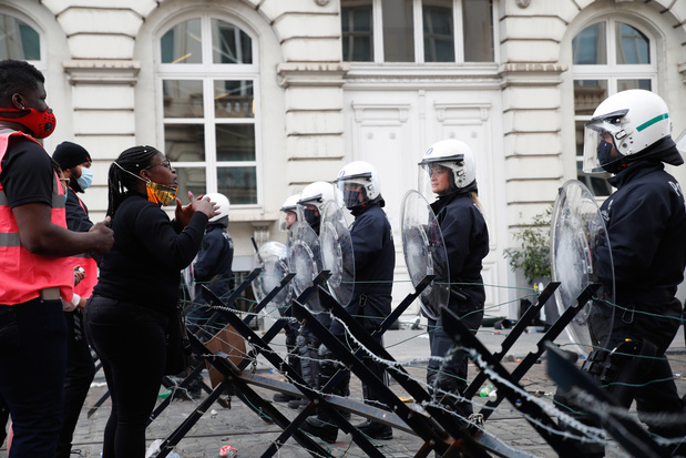 "Manifestations de policiers prévues: ""un cri contre la stigmatisation"" de l'ensemble de la profession"