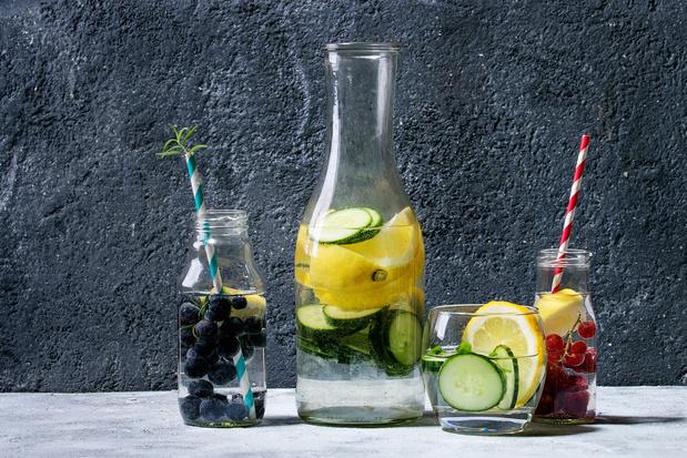 Des boissons rafraîchissantes pour tenter de sauver des tonnes de concombre du gaspillage