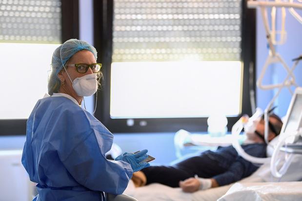 Coronavirus: baisse inédite des hospitalisations en soins intensifs en Italie