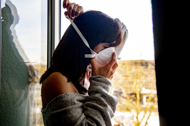 Le port du masque par tous n'est pas nécessaire actuellement selon les autorités belges